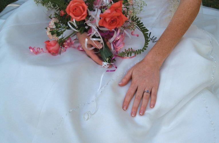 Na ślubie wszystko musi idealnie pasować